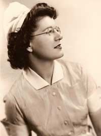 Jane as nurse
